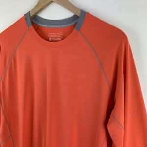 Coolibar Shirts - Coolibar Long Sleeve Workout Shirt UPF 50+ Medium